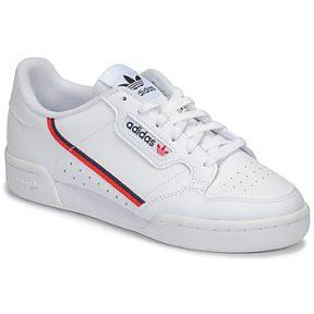 Xαμηλά Sneakers adidas CONTINENTAL 80 J ΣΤΕΛΕΧΟΣ: Συνθετικό και ύφασμα & ΕΠΕΝΔΥΣΗ: Ύφασμα & ΕΣ. ΣΟΛΑ: Ύφασμα & ΕΞ. ΣΟΛΑ: Καουτσούκ
