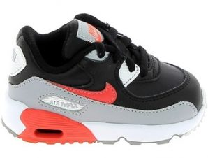 Xαμηλά Sneakers Nike Air Max 90 lea BB Gris Rouge 1007844050016