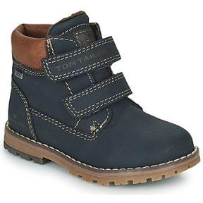 Μπότες Tom Tailor 73003-BLEU ΣΤΕΛΕΧΟΣ: Συνθετικό & ΕΠΕΝΔΥΣΗ: Ύφασμα & ΕΣ. ΣΟΛΑ: Ύφασμα & ΕΞ. ΣΟΛΑ: Συνθετικό
