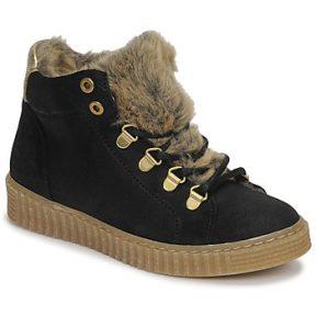 Ψηλά Sneakers Bullboxer AIB504E6CA-BLCK