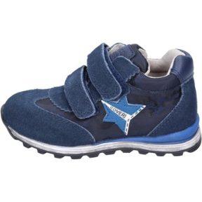 Xαμηλά Sneakers Enrico Coveri sneakers tessuto camoscio