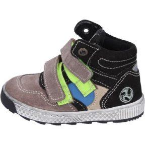 Μπότες Mkids sneakers camoscio