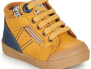 Ψηλά Sneakers GBB ANATOLE ΣΤΕΛΕΧΟΣ: & ΕΠΕΝΔΥΣΗ: Δέρμα & ΕΣ. ΣΟΛΑ: Δέρμα & ΕΞ. ΣΟΛΑ: Καουτσούκ