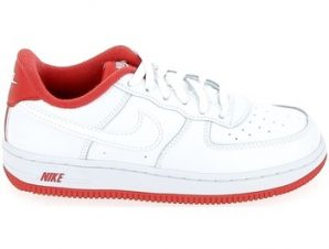 Xαμηλά Sneakers Nike Air Force C Blanc Rouge 1009240240015