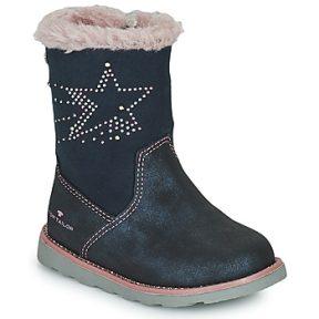 Μπότες για την πόλη Tom Tailor 72307-BLEU