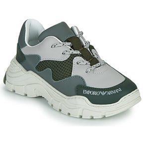 Xαμηλά Sneakers Emporio Armani XYX008-XOI34 ΣΤΕΛΕΧΟΣ: Συνθετικό & ΕΠΕΝΔΥΣΗ: & ΕΣ. ΣΟΛΑ: & ΕΞ. ΣΟΛΑ: Συνθετικό