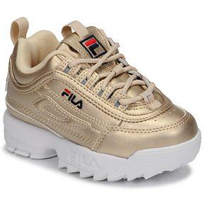 Xαμηλά Sneakers Fila DISRUPTOR F INFANTS ΣΤΕΛΕΧΟΣ: Συνθετικό & ΕΠΕΝΔΥΣΗ: Ύφασμα & ΕΣ. ΣΟΛΑ: Συνθετικό και ύφασμα & ΕΞ. ΣΟΛΑ: Συνθετικό