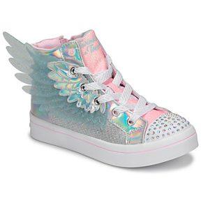 Ψηλά Sneakers Skechers TWI-LITES 2.0 ΣΤΕΛΕΧΟΣ: Συνθετικό & ΕΠΕΝΔΥΣΗ: Ύφασμα & ΕΣ. ΣΟΛΑ: Ύφασμα & ΕΞ. ΣΟΛΑ: Καουτσούκ