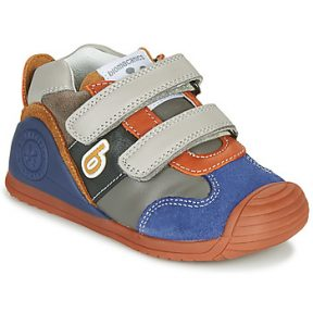 Xαμηλά Sneakers Biomecanics ZAPATO SPORT VELCRO ΣΤΕΛΕΧΟΣ: Δέρμα & ΕΠΕΝΔΥΣΗ: Δέρμα & ΕΣ. ΣΟΛΑ: Δέρμα & ΕΞ. ΣΟΛΑ: Συνθετικό
