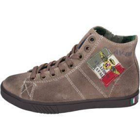 Ψηλά Sneakers Marina Militare sneakers camoscio