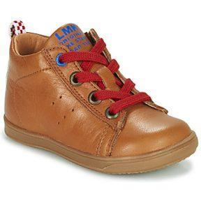 Ψηλά Sneakers Little Mary LEON ΣΤΕΛΕΧΟΣ: & ΕΠΕΝΔΥΣΗ: Δέρμα & ΕΣ. ΣΟΛΑ: Δέρμα & ΕΞ. ΣΟΛΑ: Καουτσούκ