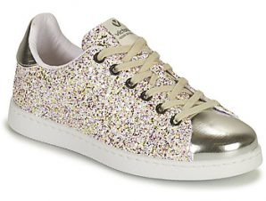 Xαμηλά Sneakers Victoria TENIS GLITTER ΣΤΕΛΕΧΟΣ: Συνθετικό & ΕΠΕΝΔΥΣΗ: Ύφασμα & ΕΣ. ΣΟΛΑ: & ΕΞ. ΣΟΛΑ: Συνθετικό