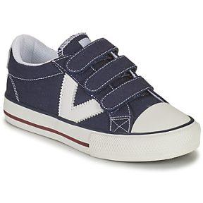 Xαμηλά Sneakers Victoria TRIBU TIRAS LONA ΣΤΕΛΕΧΟΣ: Ύφασμα & ΕΠΕΝΔΥΣΗ: Ύφασμα & ΕΣ. ΣΟΛΑ: & ΕΞ. ΣΟΛΑ: Συνθετικό