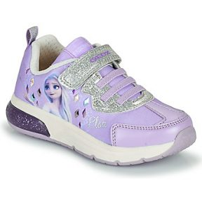 Xαμηλά Sneakers Geox SPACECLUB GIRL ΣΤΕΛΕΧΟΣ: Συνθετικό και ύφασμα & ΕΠΕΝΔΥΣΗ: Ύφασμα & ΕΣ. ΣΟΛΑ: Δέρμα & ΕΞ. ΣΟΛΑ: Καουτσούκ