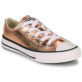 Xαμηλά Sneakers Converse CHUCK TAYLOR ALL STAR METALLIC CANVAS OX ΣΤΕΛΕΧΟΣ: Ύφασμα & ΕΠΕΝΔΥΣΗ: Ύφασμα & ΕΣ. ΣΟΛΑ: Ύφασμα & ΕΞ. ΣΟΛΑ: Καουτσούκ