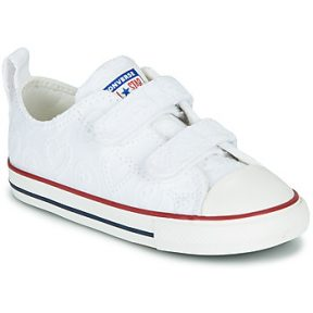 Xαμηλά Sneakers Converse CHUCK TAYLOR ALL STAR 2V LOVE CEREMONY OX ΣΤΕΛΕΧΟΣ: Ύφασμα & ΕΠΕΝΔΥΣΗ: Ύφασμα & ΕΣ. ΣΟΛΑ: Ύφασμα & ΕΞ. ΣΟΛΑ: Καουτσούκ