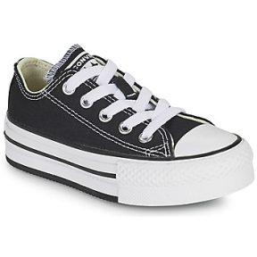 Xαμηλά Sneakers Converse CHUCK TAYLOR ALL STAR EVA PLATFORM FOUNDATION OX ΣΤΕΛΕΧΟΣ: Ύφασμα & ΕΠΕΝΔΥΣΗ: & ΕΣ. ΣΟΛΑ: & ΕΞ. ΣΟΛΑ: Καουτσούκ