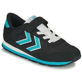 Xαμηλά Sneakers Hummel REFLEX JR ΣΤΕΛΕΧΟΣ: Ύφασμα & ΕΠΕΝΔΥΣΗ: Ύφασμα & ΕΣ. ΣΟΛΑ: Ύφασμα & ΕΞ. ΣΟΛΑ: Καουτσούκ