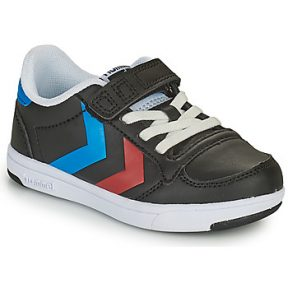 Xαμηλά Sneakers Hummel STADIL LIGHT QUICK JR ΣΤΕΛΕΧΟΣ: Ύφασμα & ΕΠΕΝΔΥΣΗ: Ύφασμα & ΕΣ. ΣΟΛΑ: Ύφασμα & ΕΞ. ΣΟΛΑ: Καουτσούκ