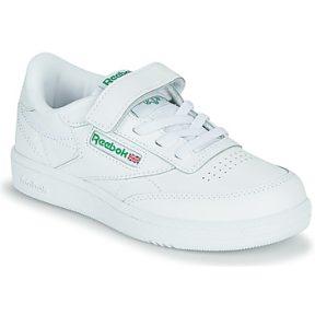 Xαμηλά Sneakers Reebok Classic CLUB C 1V ΣΤΕΛΕΧΟΣ: Δέρμα και συνθετικό & ΕΠΕΝΔΥΣΗ: Ύφασμα & ΕΣ. ΣΟΛΑ: Ύφασμα & ΕΞ. ΣΟΛΑ: Καουτσούκ