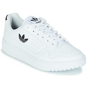 Xαμηλά Sneakers adidas NY 92 J ΣΤΕΛΕΧΟΣ: Συνθετικό και ύφασμα & ΕΠΕΝΔΥΣΗ: Ύφασμα & ΕΣ. ΣΟΛΑ: Συνθετικό & ΕΞ. ΣΟΛΑ: Καουτσούκ