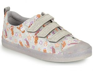 Xαμηλά Sneakers Clarks FOXING PRINT T ΣΤΕΛΕΧΟΣ: Ύφασμα & ΕΠΕΝΔΥΣΗ: Ύφασμα & ΕΣ. ΣΟΛΑ: Ύφασμα & ΕΞ. ΣΟΛΑ: Ύφασμα