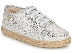 Xαμηλά Sneakers Citrouille et Compagnie OKOKI ΣΤΕΛΕΧΟΣ: Φυσικό ύφασμα & ΕΠΕΝΔΥΣΗ: Φυσικό ύφασμα & ΕΣ. ΣΟΛΑ: Φυσικό ύφασμα & ΕΞ. ΣΟΛΑ: Καουτσούκ