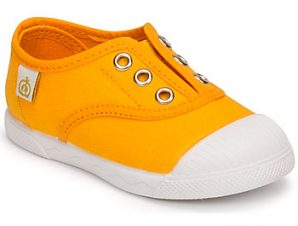 Xαμηλά Sneakers Citrouille et Compagnie RIVIALELLE ΣΤΕΛΕΧΟΣ: Ύφασμα & ΕΠΕΝΔΥΣΗ: Φυσικό ύφασμα & ΕΣ. ΣΟΛΑ: Ύφασμα & ΕΞ. ΣΟΛΑ: Καουτσούκ