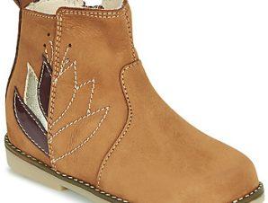 Μπότες Little Mary KARRY ΣΤΕΛΕΧΟΣ: καστόρι & ΕΠΕΝΔΥΣΗ: Δέρμα & ΕΣ. ΣΟΛΑ: Δέρμα & ΕΞ. ΣΟΛΑ: Καουτσούκ