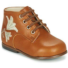 Ψηλά Sneakers Little Mary MEIGE ΣΤΕΛΕΧΟΣ: Δέρμα αγελάδας & ΕΠΕΝΔΥΣΗ: Δέρμα & ΕΣ. ΣΟΛΑ: Δέρμα & ΕΞ. ΣΟΛΑ: Καουτσούκ