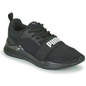 Xαμηλά Sneakers Puma WIRED JR ΣΤΕΛΕΧΟΣ: Ύφασμα & ΕΞ. ΣΟΛΑ: Καουτσούκ