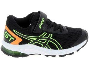 Xαμηλά Sneakers Asics GT-1000 9 C Noir Vert