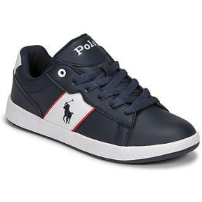 Xαμηλά Sneakers Polo Ralph Lauren OAKVIEW II ΣΤΕΛΕΧΟΣ: Δέρμα και συνθετικό & ΕΠΕΝΔΥΣΗ: Ύφασμα & ΕΣ. ΣΟΛΑ: & ΕΞ. ΣΟΛΑ: Καουτσούκ