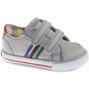 Xαμηλά Sneakers Pablosky 961050 CANVAS Gris