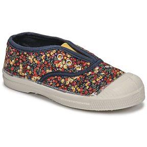 Xαμηλά Sneakers Bensimon TENNIS ELLY LIBERTY ENFANT ΣΤΕΛΕΧΟΣ: Φυσικό ύφασμα & ΕΠΕΝΔΥΣΗ: Φυσικό ύφασμα & ΕΣ. ΣΟΛΑ: & ΕΞ. ΣΟΛΑ: Καουτσούκ