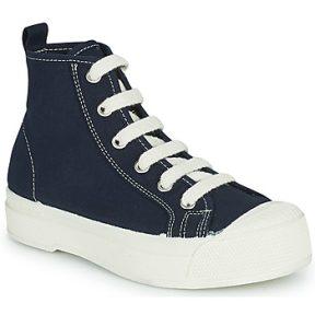 Ψηλά Sneakers Bensimon STELLA B79 ENFANT ΣΤΕΛΕΧΟΣ: Φυσικό ύφασμα & ΕΠΕΝΔΥΣΗ: Φυσικό ύφασμα & ΕΞ. ΣΟΛΑ: Καουτσούκ