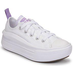 Xαμηλά Sneakers Converse CHUCK TAYLOR ALL STAR MOVE CANVAS OX ΣΤΕΛΕΧΟΣ: Ύφασμα & ΕΠΕΝΔΥΣΗ: & ΕΣ. ΣΟΛΑ: & ΕΞ. ΣΟΛΑ: Καουτσούκ