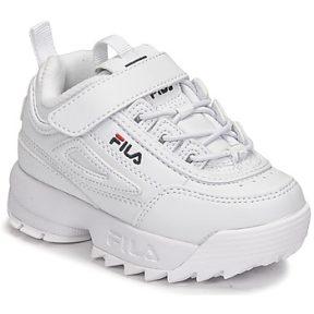 Xαμηλά Sneakers Fila DISRUPTOR INFANTS ΣΤΕΛΕΧΟΣ: Συνθετικό & ΕΠΕΝΔΥΣΗ: Ύφασμα & ΕΣ. ΣΟΛΑ: Ύφασμα & ΕΞ. ΣΟΛΑ: Συνθετικό