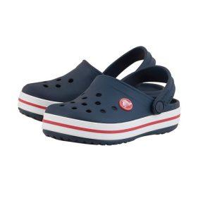 Crocs – Crocs Crocband Clog K 204537-485 – ΜΠΛΕ ΣΚΟΥΡΟ