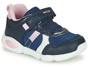 Xαμηλά Sneakers Geox B PILLOW ΣΤΕΛΕΧΟΣ: Συνθετικό και ύφασμα & ΕΠΕΝΔΥΣΗ: Ύφασμα & ΕΣ. ΣΟΛΑ: Ύφασμα & ΕΞ. ΣΟΛΑ: Καουτσούκ