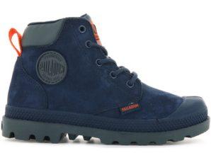 Μπότες Palladium Chaussures enfant Pampa hi cuff Wp oz