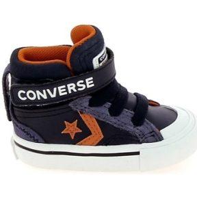 Ψηλά Sneakers Converse Pro Blaze BB Marine Rouge
