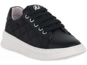 Xαμηλά Sneakers Naturino A01 NIXOM PLATINO [COMPOSITION_COMPLETE]