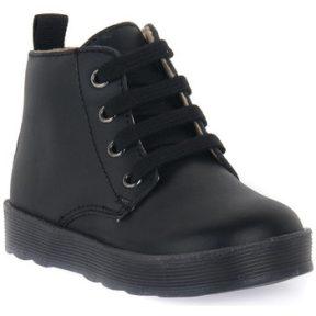 Μπότες Naturino FALCOTTO 0A01 ARAWN CALF BLACK [COMPOSITION_COMPLETE]