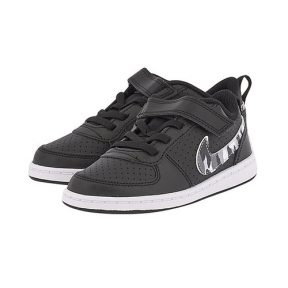 Nike – Nike Court Borough Low (TDV) 870029-005 – 00336