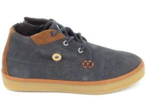 Ψηλά Sneakers Faguo Wattle Suede BB Gris