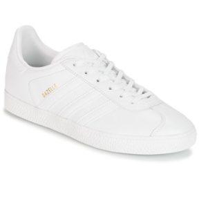 Xαμηλά Sneakers adidas GAZELLE J ΣΤΕΛΕΧΟΣ: Δέρμα & ΕΠΕΝΔΥΣΗ: Ύφασμα & ΕΣ. ΣΟΛΑ: Ύφασμα & ΕΞ. ΣΟΛΑ: Καουτσούκ