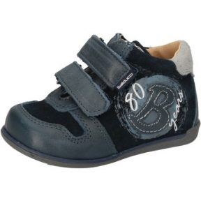 Ψηλά Sneakers Balducci sneakers blu camoscio pelle AD588