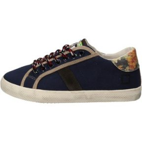 Xαμηλά Sneakers Date sneakers blu tessuto AD862