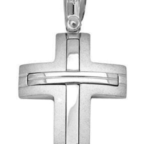 Σταυρός από Χρυσό 14Κ SIO11223